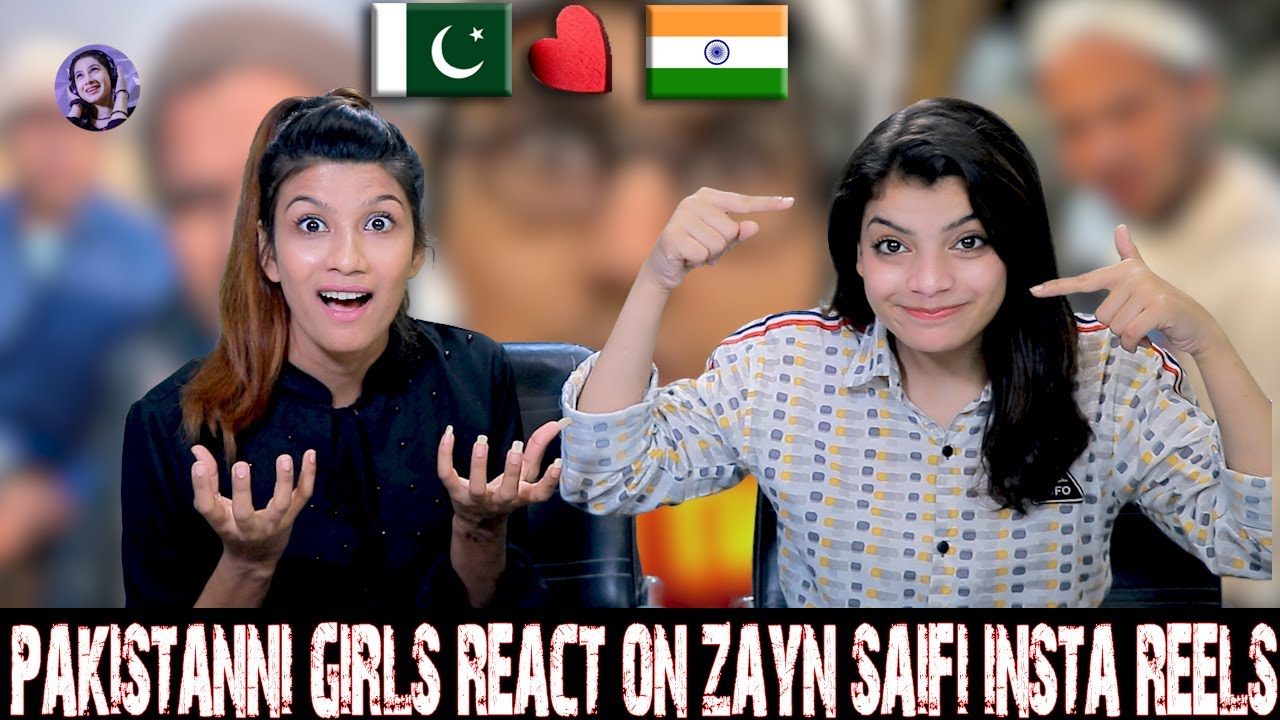 Zayn.saifi   Nazim Ahmad   Wasim Ahmad   reels video   REACTION   Round2hell   ACHA SORRY REACTION