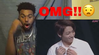 BTS Jungkook Shy/Embarrassed Moments 2017 REACTION!!