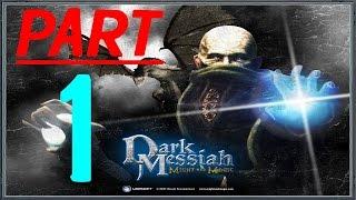 [CZ] GamePlay | Dark Messiah of Might and Magic | #1 | Sukubice Kozatice! | [720p] [PC]