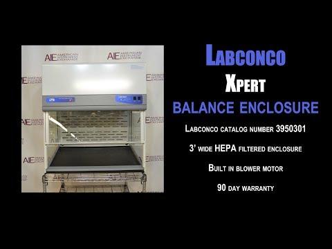 labconco-xpert-filtered-balance-enclosure-(2864i-hood)