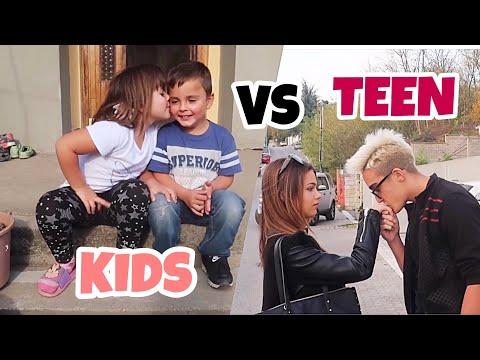 """KIDS VS TEEN 'LJUBAV"""""""