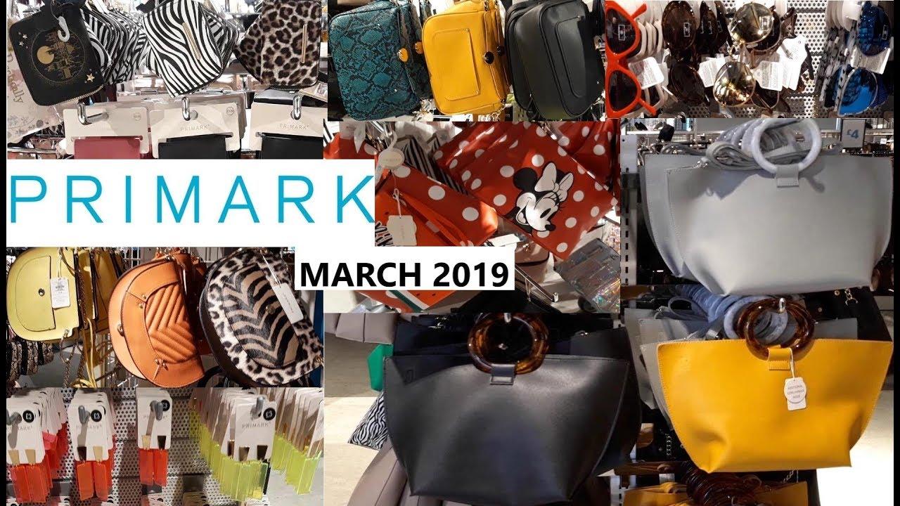 8a474f2774f Primark March accessories 2019