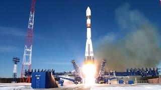 Start von Kosmos 2515