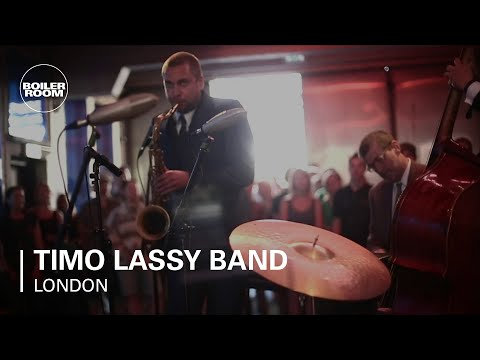 Timo Lassy Band Boiler Room LIVE Show at FLOW Festival