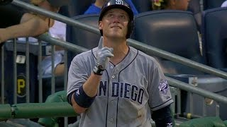 SD@PIT: Barmes gets ovation in return to Pittsburgh