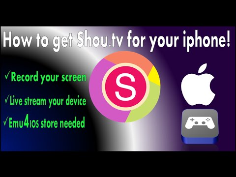 How To Get Shou.TV (NOT WORKING)