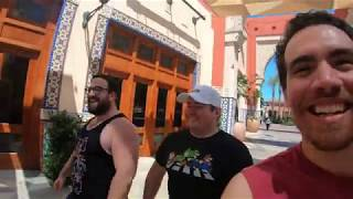 Exploring Irvine! Dave And Busters At The Irvine Spectrum Center