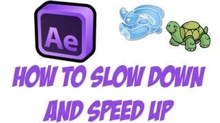 How To Slow D๐wn and Speed Up Video In After Effects - After Effects Tutorials