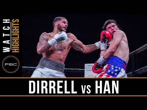 Dirrell vs Han HIGHLIGHTS: April 28, 2018 - PBC on FOX