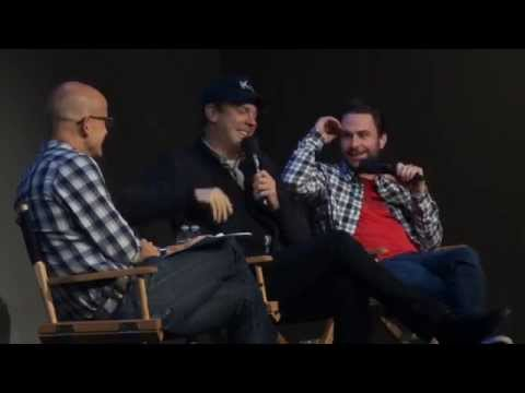 Horrible Bosses 2 Cast Interview with Jason Sudeikis and Charlie Day