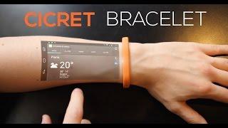 This Smartwatch concept will blow your mind! (Cicret Bracelet)
