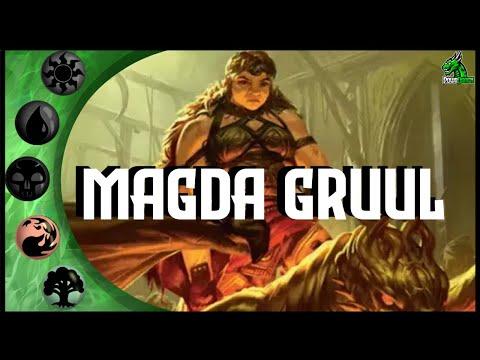 MAGDA GRUUL Aggro