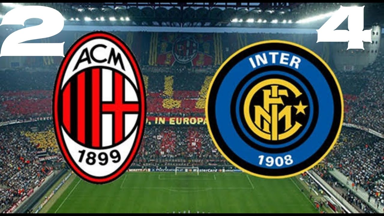 Inter Mailand Vs Ac Mailand
