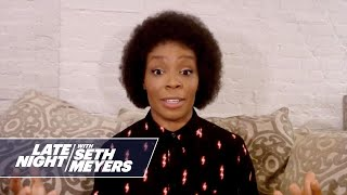 Amber Ruffin Shares Her Experience with the Police