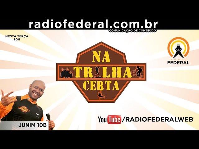 NA TRILHA CERTA - 03/11/2020