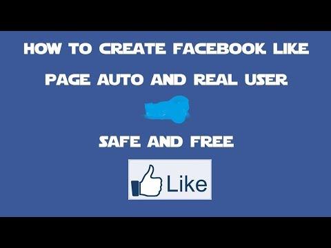 How to create FB Liker Page-របៀបធ្វើអោយហ្វេសប៊ុកផេកមានអ្នកចូល Like ច្រើនៗ-no need promote