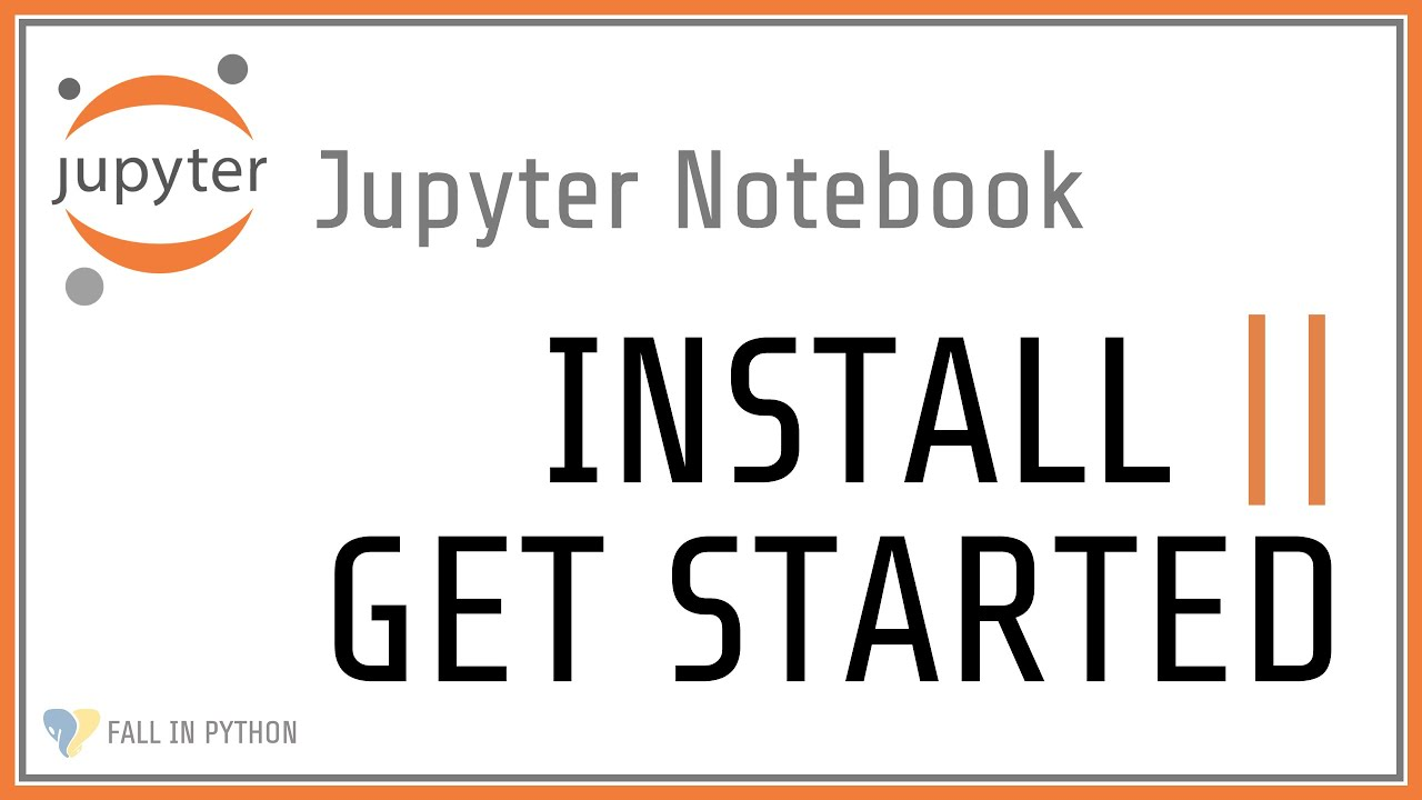 How to Install and Important Concepts - Jupyter Notebook Tutorial #1