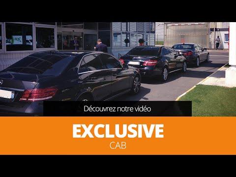 Chauffeur Privé Sur Paris - EXCLUSIVE CAB