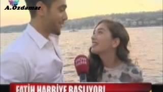 Kadir Doğulu & Neslihan Atagül Show Haber'de 20 Eylül 2014