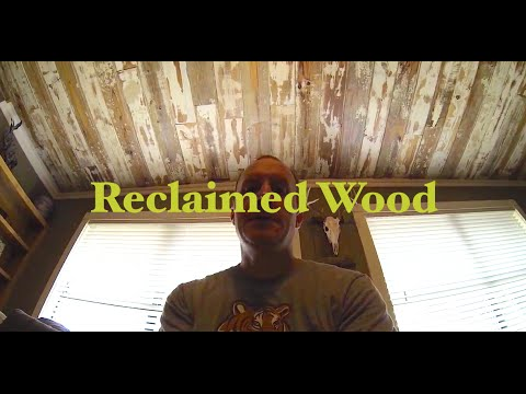 how to make a reclaimed wood ceiling - Reclaimed Wood Ceiling