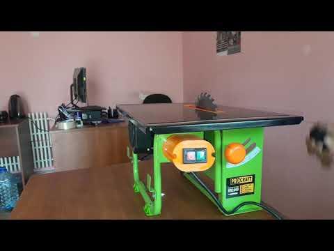 Настольная циркулярная пила Procraft KR 2600