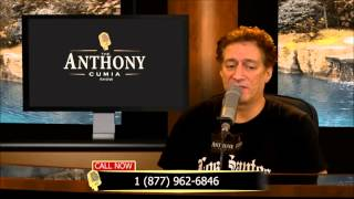 The Anthony Cumia Show- Wall Street Journal fudges FBI Justified Homicide Numbers