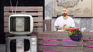 Once a Week 156 - Skateboarding NEWS Noticias