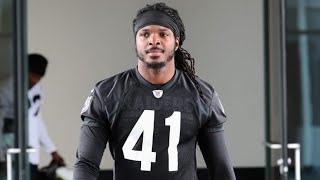 Neiron Ball Feature: Raiders Meet The Rookies  (Oakland's 2015 fifth round draft pick)