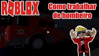 ROBLOX: How to work as a fireman in the Ultimate Driving Westover Islands (WELL EXPLAINED)