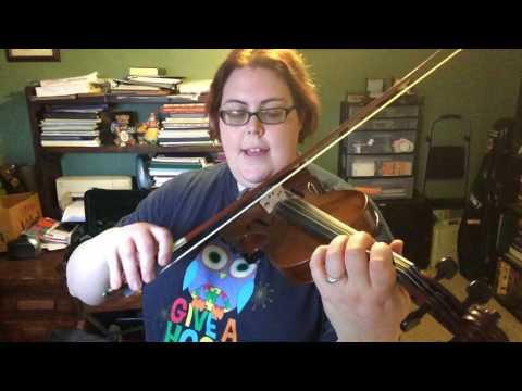 Abandoned Funhouse Violin 1