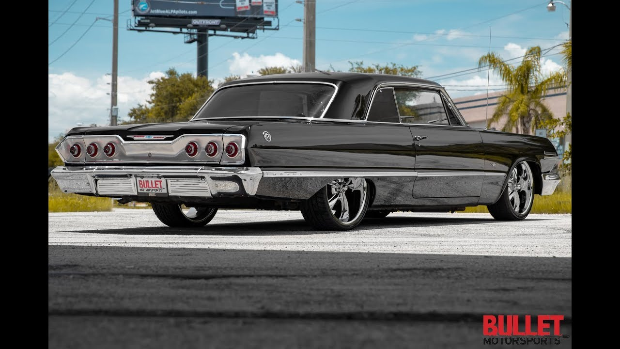 1963 Chevrolet Impala Ss Test Drive Review Series Youtube
