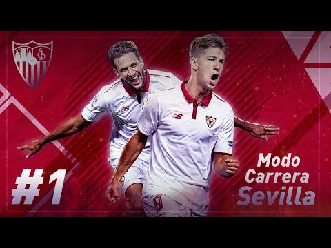 FIFA 17 MC | Sevilla | NUEVA SERIE #1