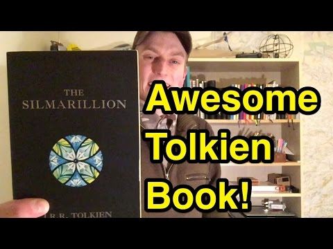 Awesome Tolkien Book: The Silmarillion!