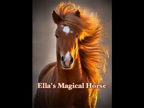 Ellas Magical Horse Childrens Bedtime Story Meditation Youtube