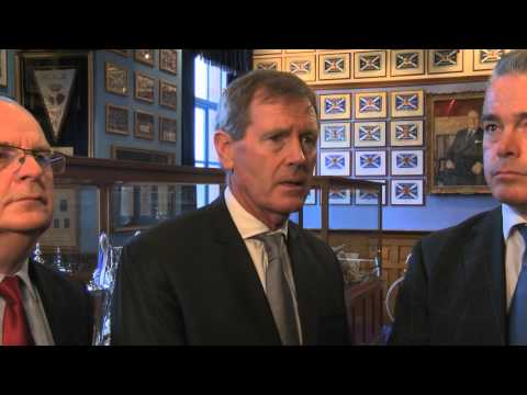Exclusive | First Interview | Dave King