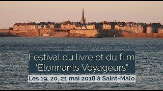 Festival Étonnants Voyageurs 2018 thumbnail