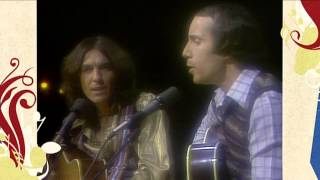 "Paul Simon and George Harrison - ""Homeward Bound"" (5/6) HD"
