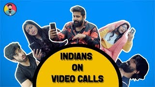Indians And Video Call   RishhSome