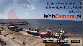 Kamery live z widokiem na najpiękniejsze plaże w Polsce - WebCamera.pl