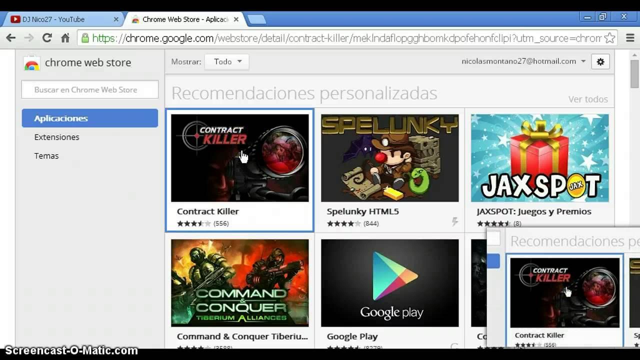 Como Jugar Cualquier Juego Sin Descargar Nada Google Chrome Youtube