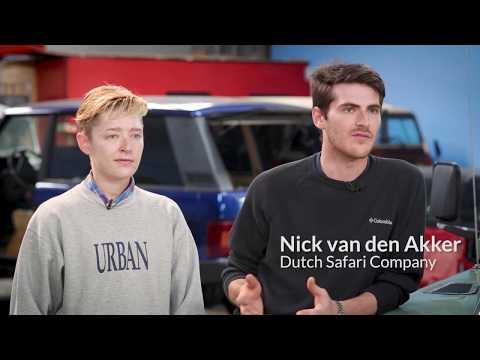 Transporting Dream Cars with the Dutch Safari Co. & uShip