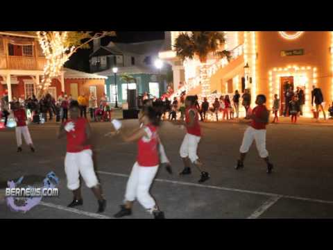 Graffitti Dance Crew #2 - St.George's Santa Parade Dec 10 2010