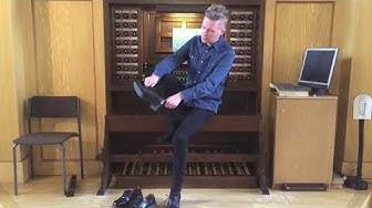 Kotka-Kymin seurakunnan vlogi: Tutustu Kotkan kirkon urkuihin