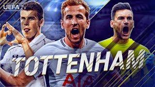 Tottenham Hotspur   GREATEST European Moments   Kane, Bale, Lloris   BackTrack