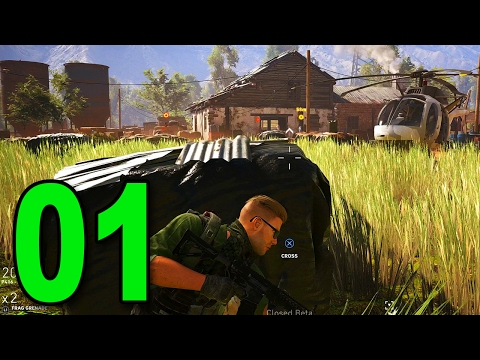 Thumbnail: Ghost Recon: Wildlands Beta - Part 1 - Welcome to Bolivia!