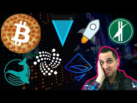 Verge Attack?!? 🍕$BTC PIZZA Day! $IOTA For Peace | Blockchain Adoption Inevitable | $BWX $XVG