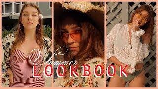 summer lookbook 2018 | Polina Sladkova x SheIn