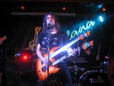Bumblefoot - Wasted Years / Last Time (Bluesiana, 22-12-13)