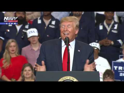 FULL RALLY: President Trump Monroe, Louisiana