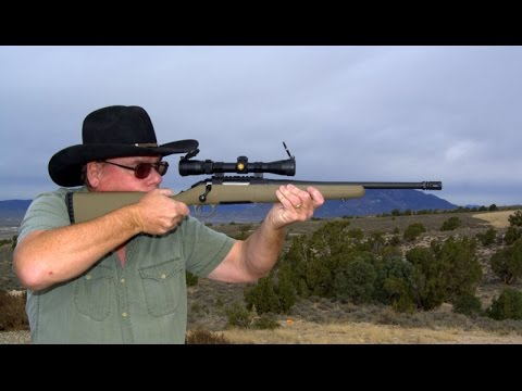 Ruger American Ranch Rifle - Shooting This Great Carbine in 5 56